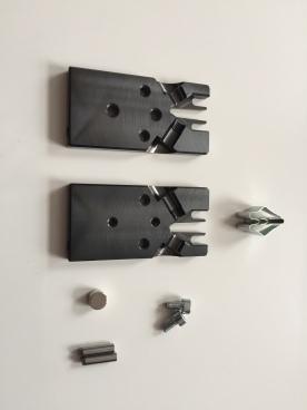 CNC frezování dílů